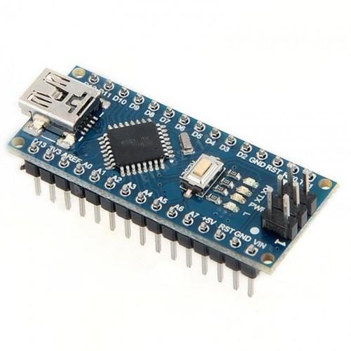 Arduino nano 3.0 328 mini đã hàn, kèm cáp  - linh kiện thảo phương