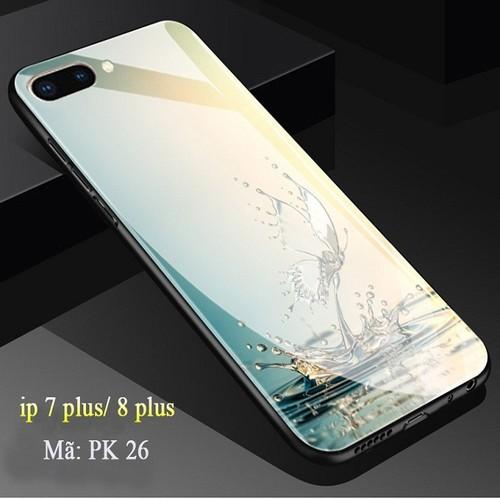 Ốp lưng iphone 7plus mặt kính in hình 3d giọt nước - 13495732 , 21757487 , 15_21757487 , 145000 , Op-lung-iphone-7plus-mat-kinh-in-hinh-3d-giot-nuoc-15_21757487 , sendo.vn , Ốp lưng iphone 7plus mặt kính in hình 3d giọt nước