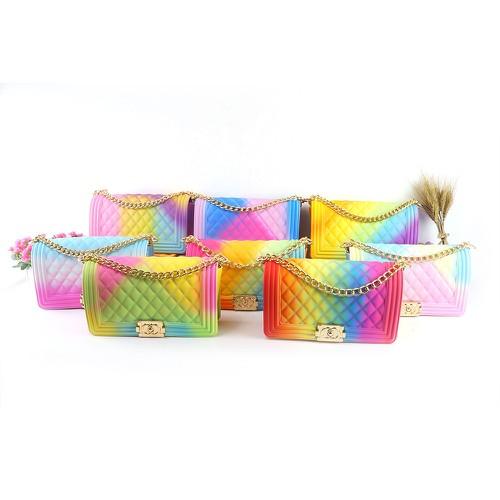 Túi xách 7 sắc 7 màu