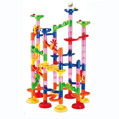 Bộ đồ chơi lắp ráp marble run - 13492932 , 21754306 , 15_21754306 , 158000 , Bo-do-choi-lap-rap-marble-run-15_21754306 , sendo.vn , Bộ đồ chơi lắp ráp marble run
