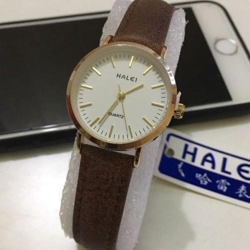 Đồng hồ nữ halei chính hãng mặt tròn 28mm dây da chống nước tốt - 17530553 , 21790328 , 15_21790328 , 369000 , Dong-ho-nu-halei-chinh-hang-mat-tron-28mm-day-da-chong-nuoc-tot-15_21790328 , sendo.vn , Đồng hồ nữ halei chính hãng mặt tròn 28mm dây da chống nước tốt