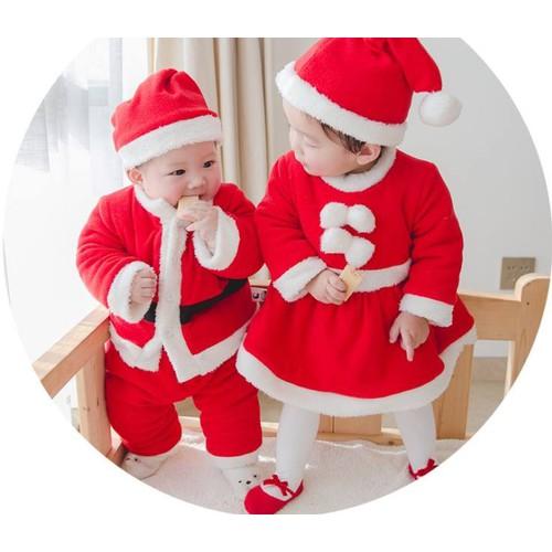 Set bộ noel cho bé trai và bé gái 6-35kg - 17515279 , 21771457 , 15_21771457 , 175000 , Set-bo-noel-cho-be-trai-va-be-gai-6-35kg-15_21771457 , sendo.vn , Set bộ noel cho bé trai và bé gái 6-35kg