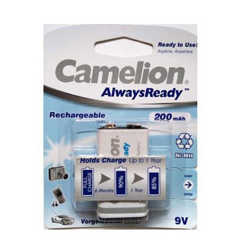 Pin sạc vuông 9v camelion premium - 200mah - 17514012 , 21769468 , 15_21769468 , 110000 , Pin-sac-vuong-9v-camelion-premium-200mah-15_21769468 , sendo.vn , Pin sạc vuông 9v camelion premium - 200mah