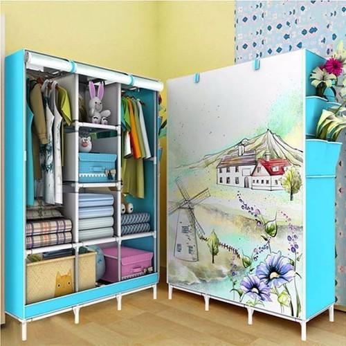 Tủ vải- tủ vải 3d - tủ vải- tủ vải 3d