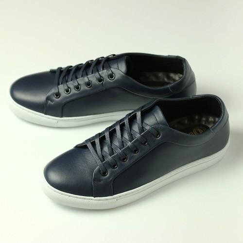 Giày  sneaker thể thao nam da bò thật z05 xanh than - tăng chiều cao 3.5cm - 17520882 , 21778278 , 15_21778278 , 599000 , Giay-sneaker-the-thao-nam-da-bo-that-z05-xanh-than-tang-chieu-cao-3.5cm-15_21778278 , sendo.vn , Giày  sneaker thể thao nam da bò thật z05 xanh than - tăng chiều cao 3.5cm