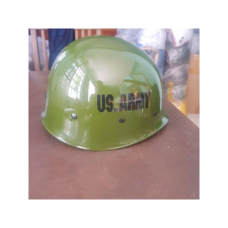 Nón bảo hiểm lính nhựa ABS bọc lưới cao cấp – usbl