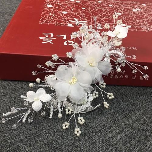Hoa cài tóc handmade m20