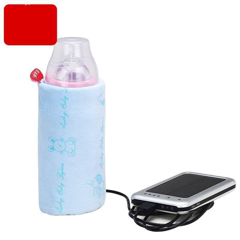 Túi hâm sữa thông minh Dùng sạc dự phòng sạc điện thoại sạc ô tô - 2810467663 4