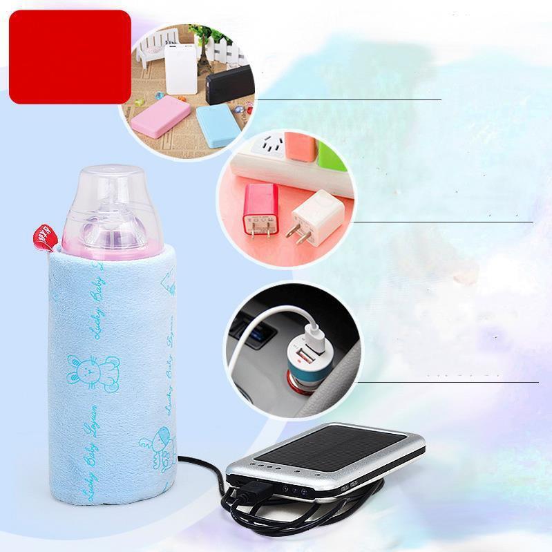 Túi hâm sữa thông minh Dùng sạc dự phòng sạc điện thoại sạc ô tô - 2810467663 3