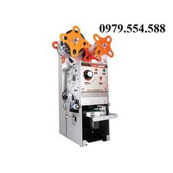 Máy ép miệng cốc dập nắp ly bán tự động Verly WY680