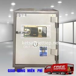 [HÀNG CHÍNH HÃNG] Két sắt VÂN TAY Việt Tiệp cao cấp VE180-100KG