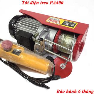 Tời Điện Mini PA400 Cao Cấp - AKQ400 thumbnail