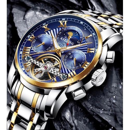 Đồng hồ nam chính hãng ailang 2019 - mã:dh623