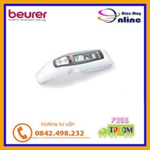 [Liên hệ được ưu đãi] nhiệt kế hồng ngoại đo tai trán beurer ft65