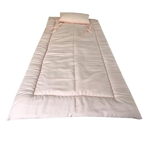 Bộ gối nệm đa năng grand - 80 x 200 cm - hồng nhạt