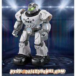 Robot nhảy múa lập trình cảm biến điều khiển thông minh