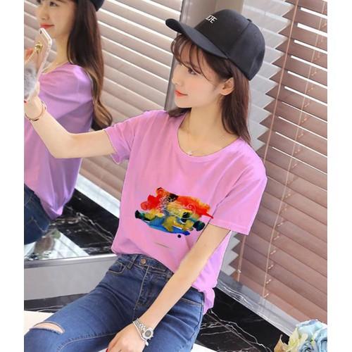 Áo thun nữ in hình design phong cách -cotton thun - phong cách - dẽ thương - cá tính - 17521200 , 21778875 , 15_21778875 , 49000 , Ao-thun-nu-in-hinh-design-phong-cach-cotton-thun-phong-cach-de-thuong-ca-tinh-15_21778875 , sendo.vn , Áo thun nữ in hình design phong cách -cotton thun - phong cách - dẽ thương - cá tính