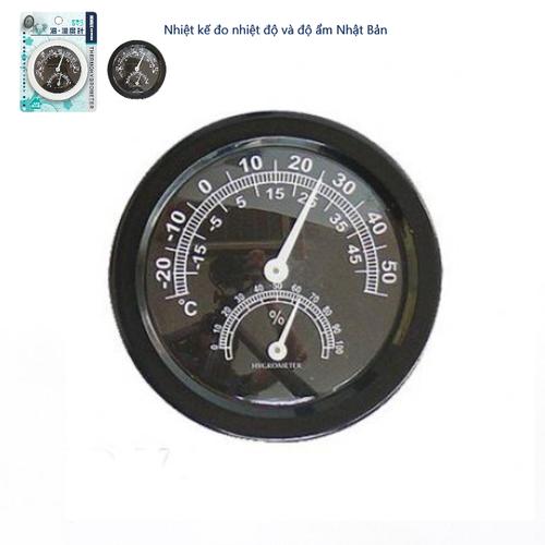 Nhiệt kế đo nhiệt độ & độ ẩm nhật bản 2ae065j