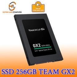 SSD 256GB Team GX2 Sata 3 chuẩn 2.5inch chính hãng - NWH Phân Phối