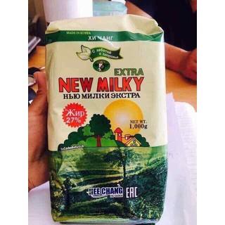 Sữa Bột Extra New Milky Nga Túi 1Kg Sữa Béo Tăng Cân Lcosin - sữa béo nga thumbnail
