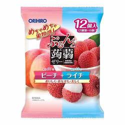 Rau câu ăn liền Nhật Bản