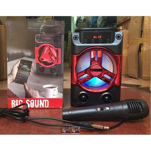 Loa bluetooth có kèm mic mẫu mới âm thanh cực hay giá siêu sốc