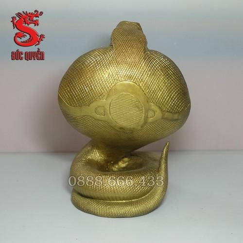 Tượng rắn phong thủy bằng đồng #2 - 17069778 , 21809746 , 15_21809746 , 1350000 , Tuong-ran-phong-thuy-bang-dong-2-15_21809746 , sendo.vn , Tượng rắn phong thủy bằng đồng #2