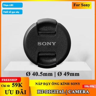 Nắp Đậy Ống Kính Sony Lens Cap 40.5mm 49mm - Nắp Ống Kính Sony thumbnail