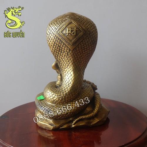 Tượng rắn phong thủy bằng đồng - 17069676 , 21809623 , 15_21809623 , 1450000 , Tuong-ran-phong-thuy-bang-dong-15_21809623 , sendo.vn , Tượng rắn phong thủy bằng đồng