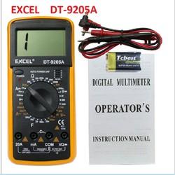 Đồng hồ đo vạn năng Excel DT 9205A
