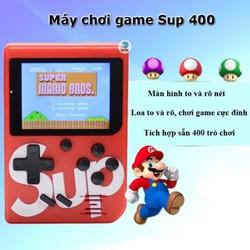 Máy Chơi Game SUP Q3 Điện tử 4 nút 400 trò chơi