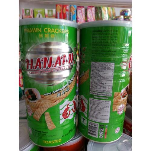 Bánh snack tôm lon hanami hộp 110g-màu xanh - 17533815 , 21795461 , 15_21795461 , 40000 , Banh-snack-tom-lon-hanami-hop-110g-mau-xanh-15_21795461 , sendo.vn , Bánh snack tôm lon hanami hộp 110g-màu xanh