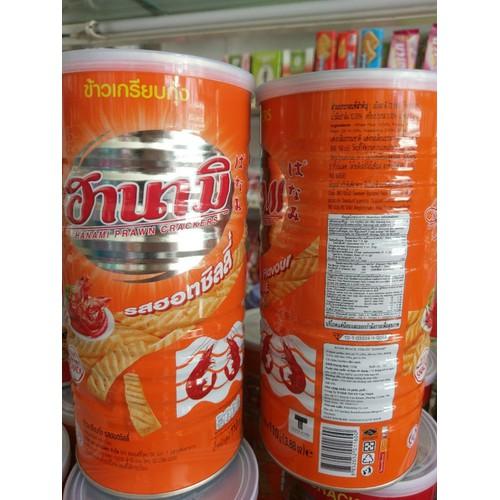 Bánh snack tôm lon hanami hộp 110g-màu cam - 17533892 , 21795551 , 15_21795551 , 40000 , Banh-snack-tom-lon-hanami-hop-110g-mau-cam-15_21795551 , sendo.vn , Bánh snack tôm lon hanami hộp 110g-màu cam