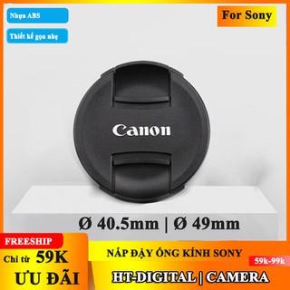 Nắp Đậy Ống Kính Lens Cap Sony 40.5mm 49mm - Lens Cap Sony thumbnail