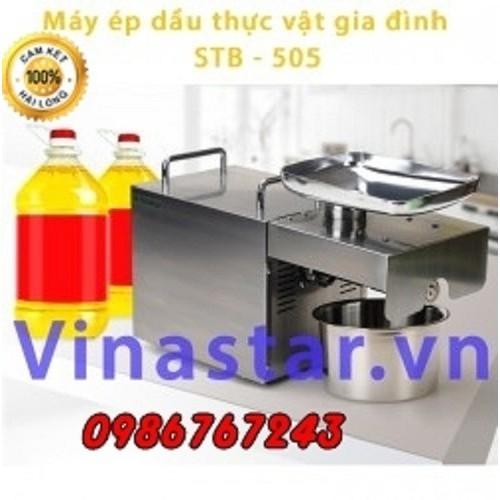Máy ép dầu thực vật gia đình stb-505