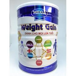 [Mua 1 tặng 1] Sữa bột tăng cân hiệu quả Weight Gain 900g