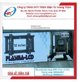 KHUNG TREO TV LCD-PALASMA 42-52INH NGHIÊNG - TA08 thumbnail