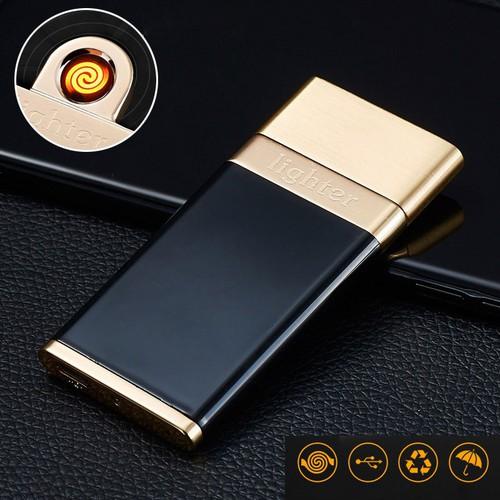 Bat-Lua - bat-lua điện lighter usb có hộp đựng bởi wininshop88