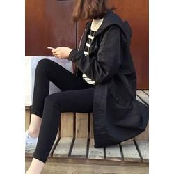 Áo khoác kaki nữ 1 lớp mua thu 2019