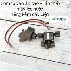 Combo van áp cao , van áp thấp máy lọc nước - van áp cao máy lọc nước - van áp thấp máy lọc nước