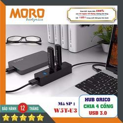 Hub USB 3.0 - Bộ chia 4 cổng USB 3.0