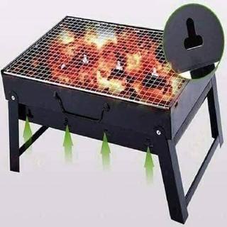 Bếp nướng than hoa vuông - bếp nướng than thumbnail