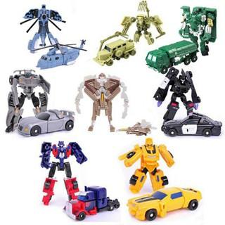 Robot biến hình thành xe hay máy bay - gdm462 thumbnail