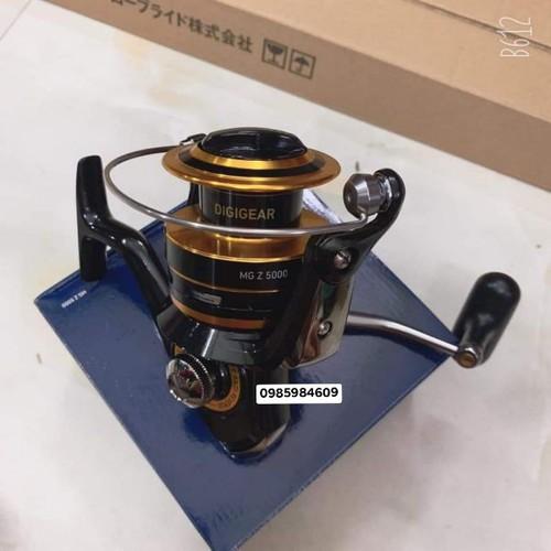 Máy câu daiwa mgz 3000 - 5000