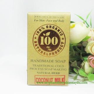Xà Bông Sữa Dừa Coconut Milk Coco-Secret - 00000000000087 thumbnail