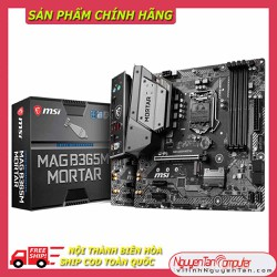 MAIN MSI MAG B365M MORTAR NEW FULLBOX CHÍNH HÃNG - MAINMSIB365MORTAR