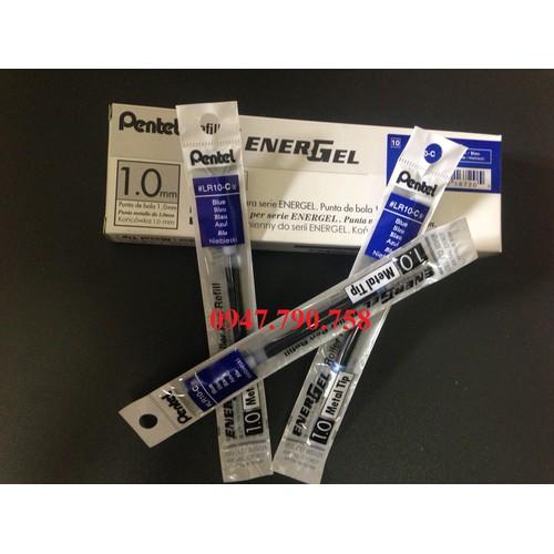 Hộp 12 chiếc ruột bút ký pentel bl60-lr10 nét 1.0mm - ruột bút ký