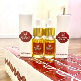 Saffron Oil Arabian Secrets [Tinh dầu nhụy hoa nghệ tây 10ml] - SO002