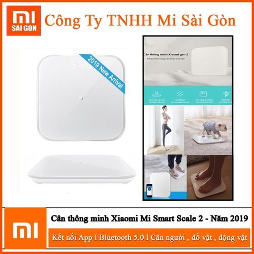Cân thông minh xiaomi mi smart scale 2 - hàng chính hãng - 17012876 , 21832566 , 15_21832566 , 299000 , Can-thong-minh-xiaomi-mi-smart-scale-2-hang-chinh-hang-15_21832566 , sendo.vn , Cân thông minh xiaomi mi smart scale 2 - hàng chính hãng