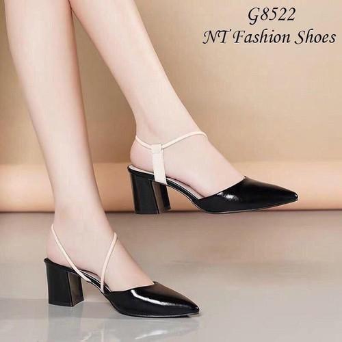 Giày cao gót, giày bít mũi